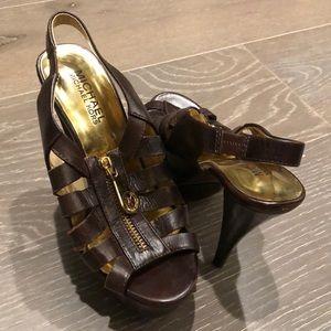 Michael Kors heels: size 4.5✨